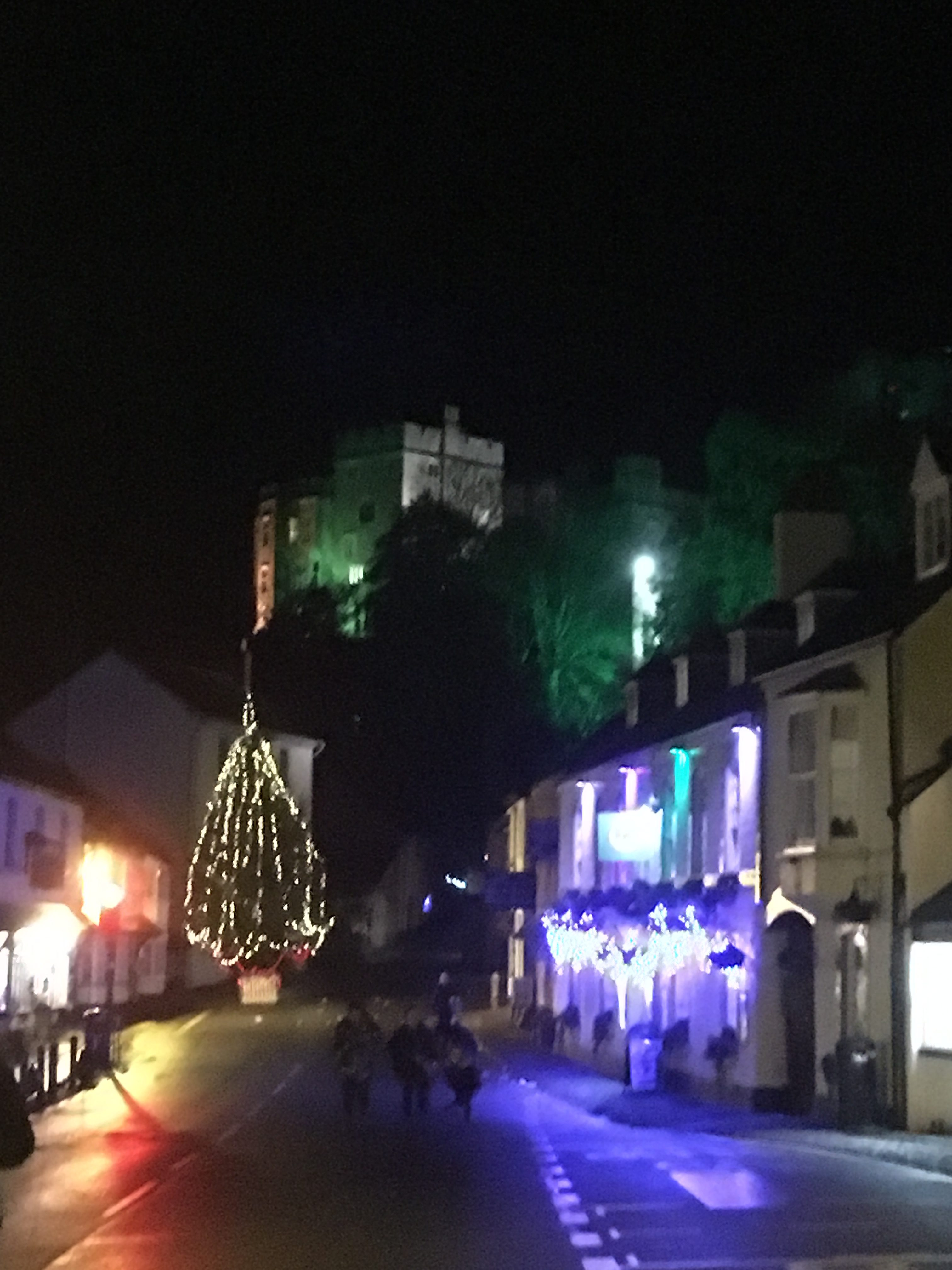 Dunster's annual Dunster by candlelight